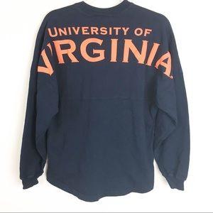 University of Virginia Blue & Orange Spirit Jersey
